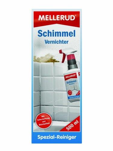 MELLERUD Schimmel Vernichter chlorhaltig 0.5 L 2001000097 - MELLERUD Schimmel Vernichter chlorhaltig 0.5 L
